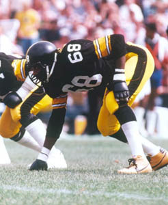 His Play Enabled The The Other Members Of The 70u0027s Steel Curtain To  Flourish. He Was Well Known For His Exceptional Play In Super Bowls,  Tallying Five Total ...