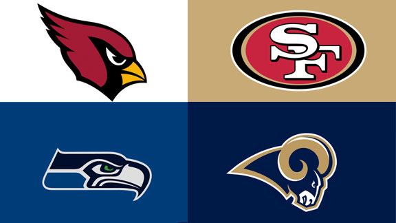 The Good, The Bad, The Ugly: NFC West