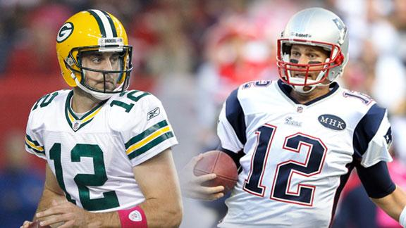 Aaron Rodgers vs. Tom Brady: How Quick We Forget Greatness