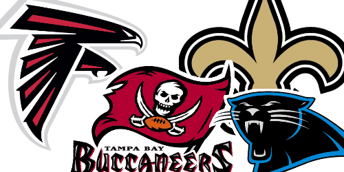 THE GOOD,THE BAD, AND THE UGLY: NFC SOUTH