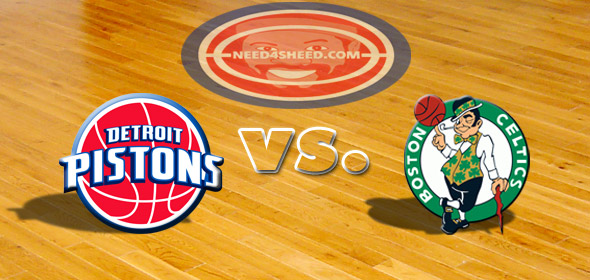 2004 Detroit Pistons vs. 2008 Boston Celtics
