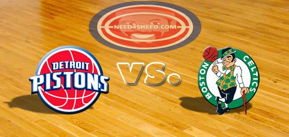 2004 Detroit Pistons vs. 2008 Boston Celtics