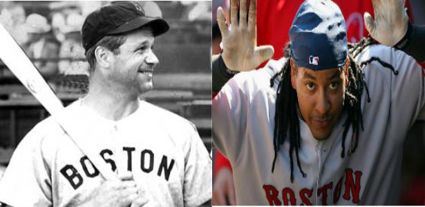 Manny Ramirez vs. Jimmie Foxx (No, not Jamie Foxx)