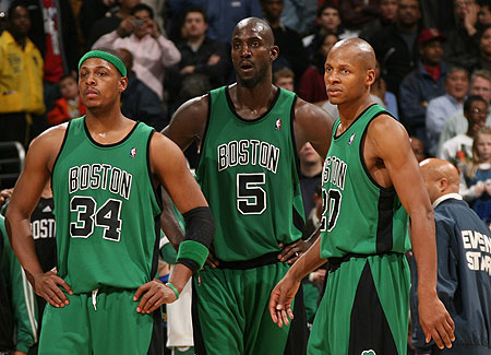 The Celtics Storm Back into the Eastern Conference Picture