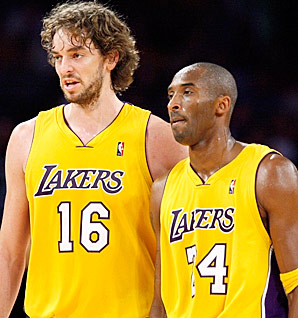 Kobe to Management: Make a Decision About Pau…NOW