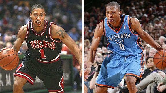 The NBA all-under-25 team