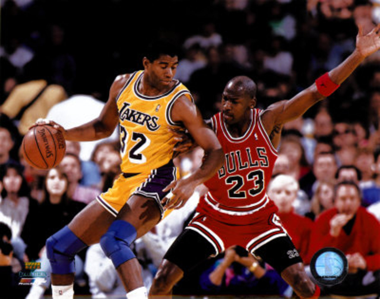 Magic Johnson vs. LeBron James