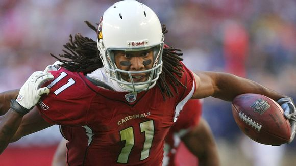 Larry Fitzgerald not satisfied with Top 10 ranking
