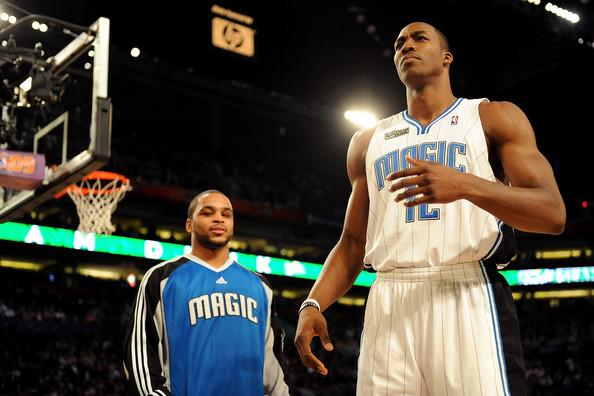 Jameer Nelson and Dwight Howard nearly brawled?