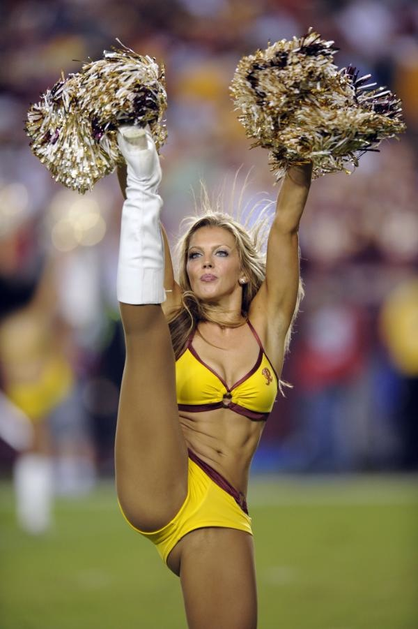 Consider, Pictures of sweating female cheerleaders sounds