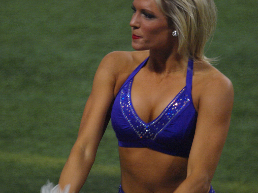 The Top 10 Hottest College Cheerleading Squads post was a big hit,