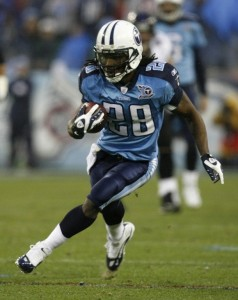 Can the Titans keep the ground game going (REUTERS/Jeff Haynes)