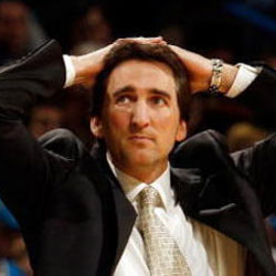 Top 5 NBA Head Coaches on the Hot Seat in 2012-2013