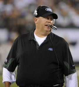 Rex Ryan says he deserves more credit as a top-notch coach.(AP Photo)