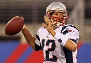 Tom Brady has signed a contract that will make him a Patriot for Life. (AP Photo)