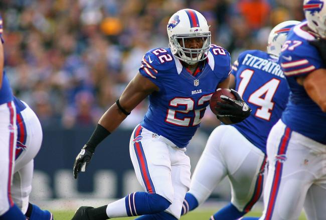 According to WCJB out of Gainesville, Florida, the step-father of CJ Spiller was allegedly involved in a shooting spree earlier today (Creidt: Rick Stewart/Getty Images)