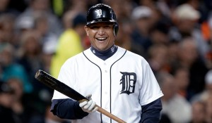 Miguel Cabrera was the MLB's first Triple-Crown Winner since 1967. (Paul Sancya/Associated Press)
