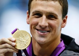 Gold and Grills were a big part of Lochte's year, and he was a big winner in the Summer Olympics (Rob Schumacher-USA TODAY Sports)