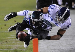 NFL: Indianapolis Colts at Philadelphia Eagles