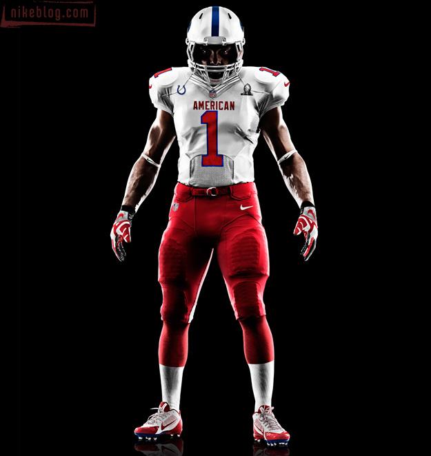 Nfl New Uniforms 2013 49ers Nike Unveils Pro-Bowl ...