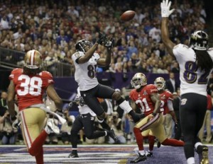 May we have seen the end of Anquan Boldin's NFL career? (Credit: AP Photo/Matt Slocum)