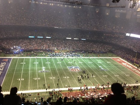 Superdome officials foresaw possible power outage