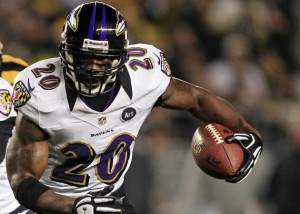While he might not head to South Beach, Ed Reed could take his talents outside of Baltimore in 2013. (Credit: AP Photo/Gene J. Puskar)