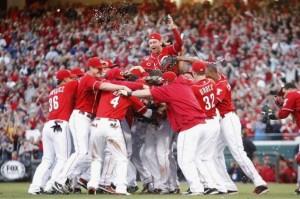 Reds Win