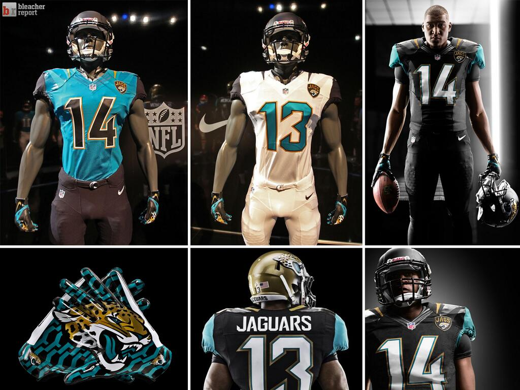jacksonville jaguars new uniforms all sets. Cars Review. Best American Auto & Cars Review