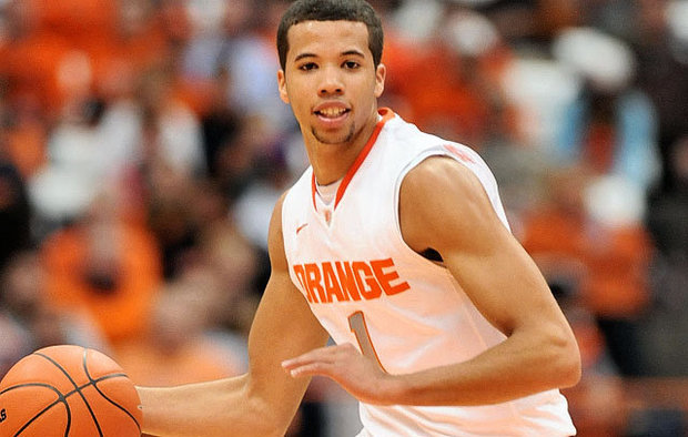 Could Michael Carter-Williams be the first pick in the NBA Draft?