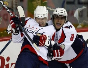 Alex Ovechkin, Mike Green