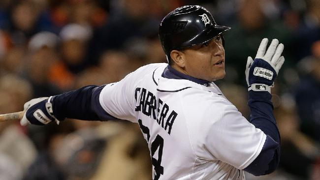 "Baseball's home run king on Miguel Cabrera: ""He's the best"""