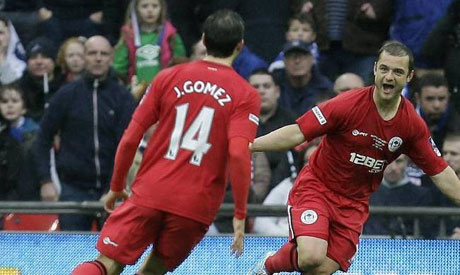 Wigan Athletic Wins FA Cup with 1-0 Win Over Manchester City