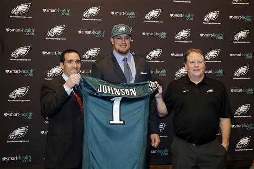 Former Philadelphia Eagles quarterback Ron Jaworski believes Chip Kelly's uptempo offense won't work in the NFL (Credit: AP Photo)