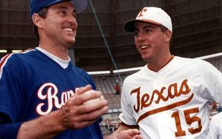 Nolan Ryan's son picked as new president of Houston Astros