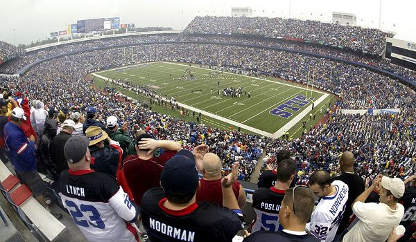 The top 5 ugliest NFL stadiums