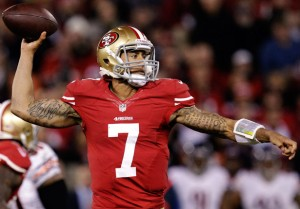 Colin Kaepernick is one of the league's most featured read-option quarterbacks, along with RG III, but this scheme may not last in the NFL for long.