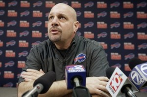 Mike Pettine made the Jets defense a force to be reckoned with when he came on board in 2009, but is emphasizing a dangerous philosophy with the Bills.