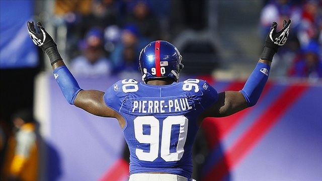 Jason Pierre-Paul to undergo back surgery