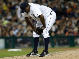 Jose Valverde may finally be done in Detroit. Credit: Paul Sancya/AP