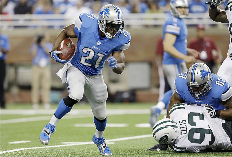 After being stopped at the 13-yard line, Reggie Bush says he is upset he got caught (Credit: Toledoblade.com)