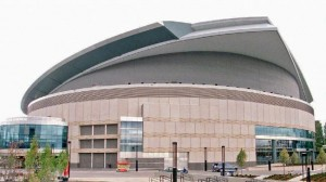 Portland's Moda Center. (AP Photo)