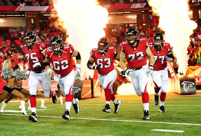 Are the 2013 Falcons one of the teams to beat in the NFC? (Photo Credit: Bleacherreport.com)