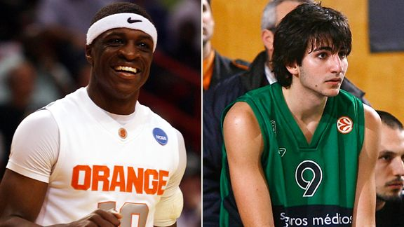 David Kahn reportedly saw Johnny Flynn, Ricky Rubio as Walt Frazier, Earl Monroe type duo