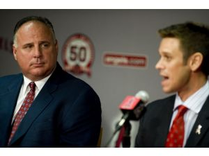 Scioscia and Dipoto might need to update their resumes (Credit: Orange County Register/Kevin Sullivan