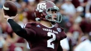 Did Manziel denying the charges against him help him or hurt him? (photo credit: abclocal.go.com