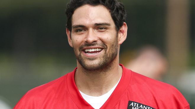 Mark Sanchez believes Jets are playoff bound?
