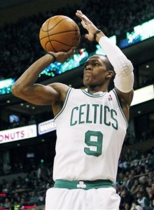 Could Rajon Rondo run Chip Kelly's fast-paced offense? (AP Images)