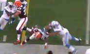 Video: Ndamukong Suh levels Trent Richardson