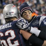 Wendell w/ Quarterback Tom Brady (Getty Images)
